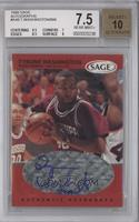 Tyrone Washington /999 [BGS 7.5]