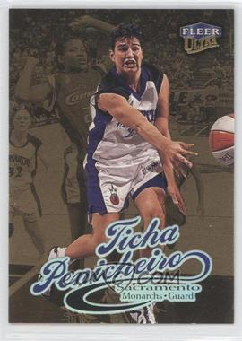 1999 Ultra WNBA Gold Medallion Edition #62G - Ticha Penicheiro