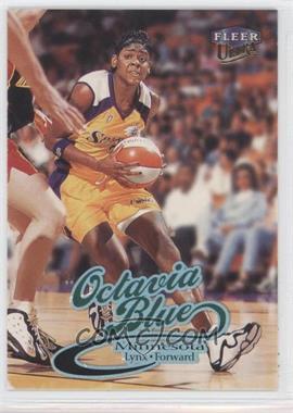 1999 Ultra WNBA #16 - Octavia Blue