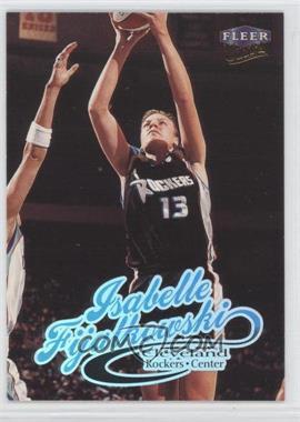 1999 Ultra WNBA #27 - Isabelle Fijalkowski