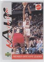 Michael Jordan Premier Offensive Leader