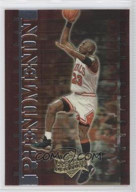 1999 Upper Deck Michael Jordan Athlete of the Century - MJ Phenomenon #P3 - Michael Jordan