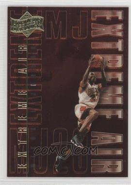 1999 Upper Deck Michael Jordan Athlete of the Century Extreme Air #EA15 - Michael Jordan