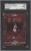 Michael Jordan [SGC92]