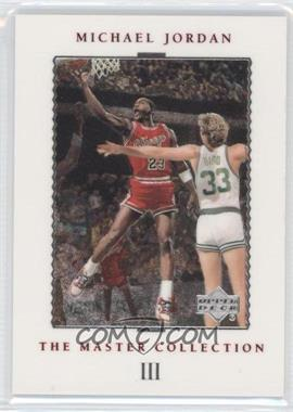 1999 Upper Deck Michael Jordan The Master Collection #3 - Michael Jordan