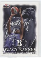 Quacy Barnes