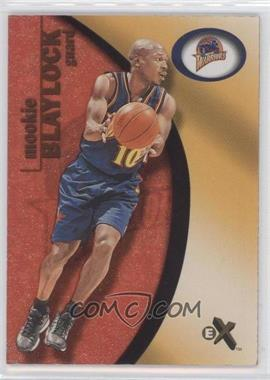 2000-01 EX Essential Credentials Now #27 - Mookie Blaylock /201