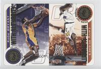 Kobe Bryant, Larry Hughes /299
