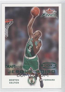 2000-01 Fleer Focus - [Base] - Draft Position #192 - Jerome Moiso /100