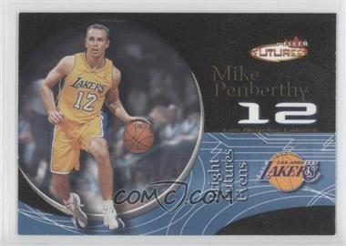 2000-01 Fleer Futures Bright Futures Odds Black Gold #232 - Mike Penberthy /500