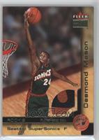 Desmond Mason /1999