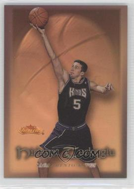 2000-01 Fleer Showcase Legacy Collection #106 - Hidayet Turkoglu /50