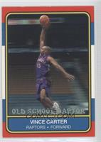 Vince Carter (Stats Back, Serial Numbered) /1986