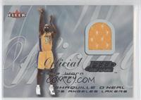 Shaquille O'Neal (Yellow Uniform)