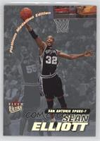 Sean Elliott #21/50