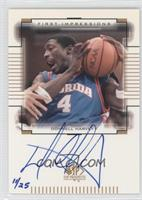 Donnell Harvey /25