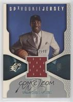 Mateen Cleaves /2500