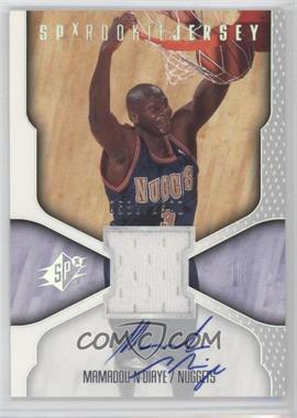 2000-01 SPx #127 - Mamadou N'Diaye /2500
