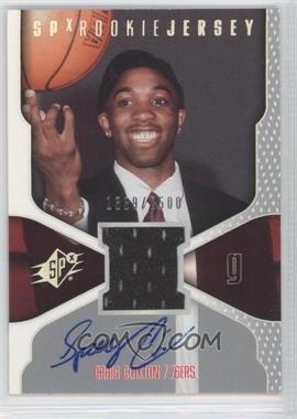 2000-01 SPx #130 - Craig Claxton /2500