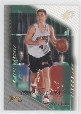 2000-01 SPx #98 - Pepe Sanchez /4500