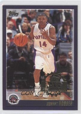 2000-01 Topps - MVP Promotion #MUBO - Tyrone Bogues
