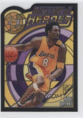 2000-01 Topps Gallery Gallery of Heroes #GH3 - Kobe Bryant