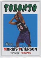 Morris Peterson /1972