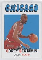 Corey Benjamin