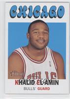 Khalid El-Amin /1972