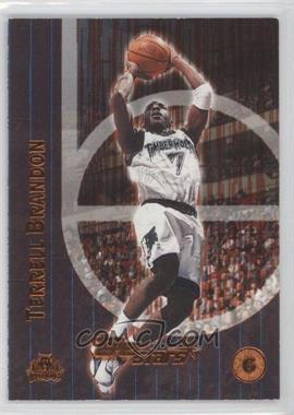 2000-01 Topps Stars Parallel #86 - Terrell Brandon