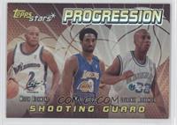 Mitch Richmond, Kobe Bryant, Cory Alexander