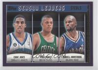 Eddie Jones, Paul Pierce, Darrell Armstrong
