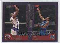 Vince Carter, Grant Hill