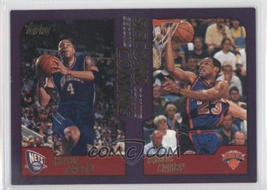 2000-01 Topps #295 - Kenyon Martin, Marcus Camby