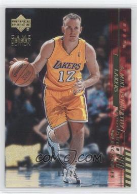 2000-01 Upper Deck Gold UD Exclusives #308 - Mike Penberthy /25