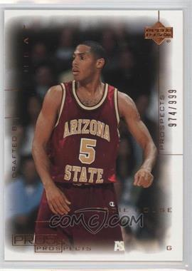 2000-01 Upper Deck Pros & Prospects #120 - Eddie House /999