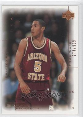 2000-01 Upper Deck Pros & Prospects #120 - Eddie House