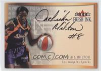 DeLisha Milton-Jones