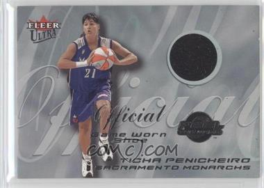 2000 Fleer Ultra WNBA Feel The Game #N/A - Ticha Penicheiro