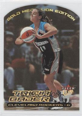 2000 Fleer Ultra WNBA Gold Medallion Edition #15G - [Missing]