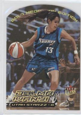 2000 Fleer Ultra WNBA Gold Medallion Edition #36G - Dalma Ivanyi