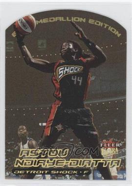 2000 Fleer Ultra WNBA Gold Medallion Edition #48G - Astou Ndiaye-Diatta