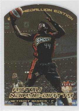 2000 Fleer Ultra WNBA Gold Medallion Edition #48G - Astou Ndiaye-Diatta