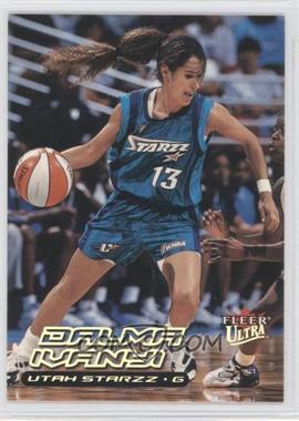 2000 Fleer Ultra WNBA #36 - Dalma Ivanyi