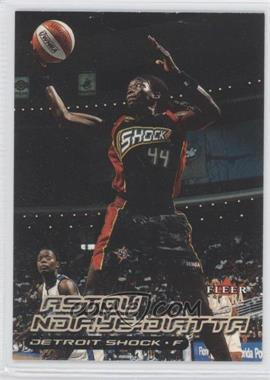 2000 Fleer Ultra WNBA #48 - Astou Ndiaye-Diatta
