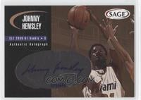 Johnny Hemsley /650