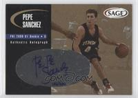 Pepe Sanchez /200