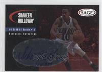Shaheen Holloway /999