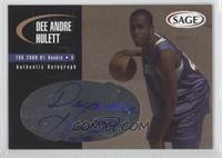 Deon Hunter /650