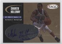 Shaheen Holloway /200
